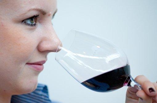 Hunderte Aromastoffe im Wein