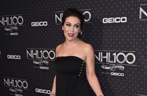 Die Schauspielerin Alyssa Milano will die Öffentlichkeit für das Thema sexuelle Belästigung Foto: AFP