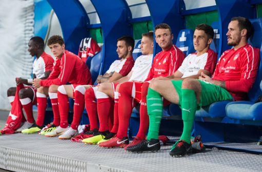 Wird sich im Kader des VfB Stuttgart noch was tun? Foto: Pressefoto Baumann