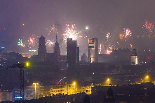 2016 ist da: Wir wünschen ein frohes Neues Jahr! - Stuttgart ...