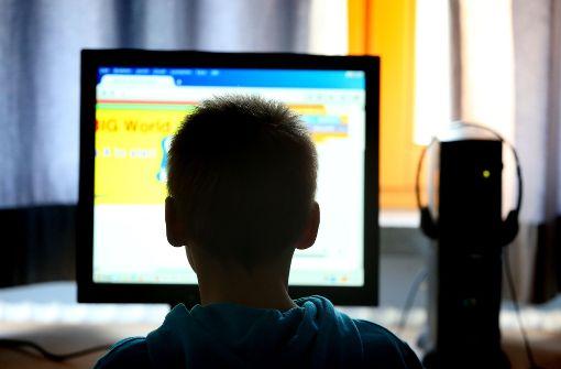 Der Computer zieht allmählich auch in die Grundschulen ein. Foto: dpa