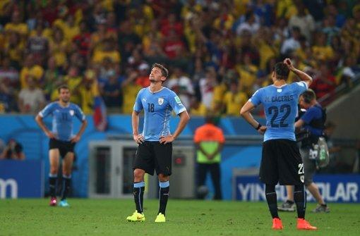 Uruguay schimpft über Suárez-Sperre