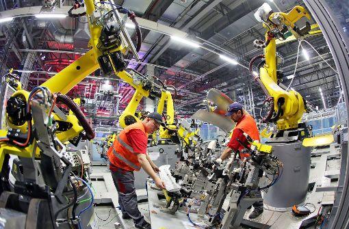 Deutscher Autobranche drohen harte Einschnitte