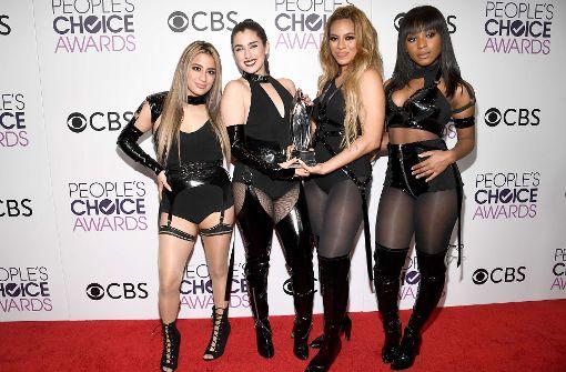 Das sind die Abräumer der People's Choice Awards