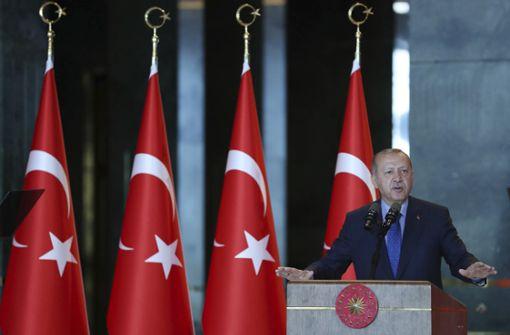 Zentralbank    widersetzt sich  Erdogan