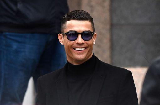 Ronaldo akzeptiert Steuernachzahlung und Bewährungsstrafe