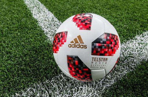 Neuer Ball fürs WM-Achtelfinale
