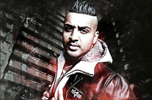 Rapper Kurdo hat Ärger mit Stuttgart Foto: promo
