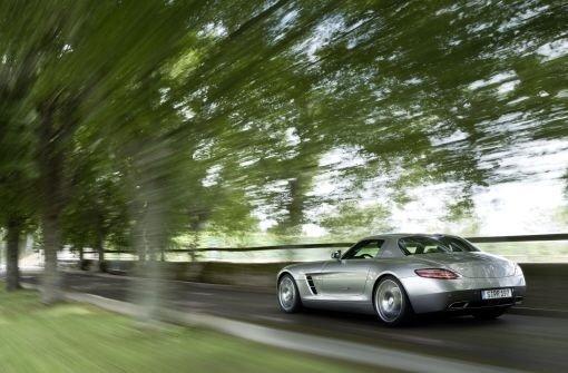 Daimler prüft Testrecke in Sulz