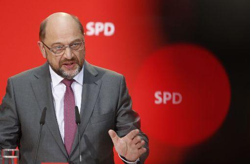 SPD-Chef: Merkel rennt ins Fernsehen und kündigt Kandidatur an