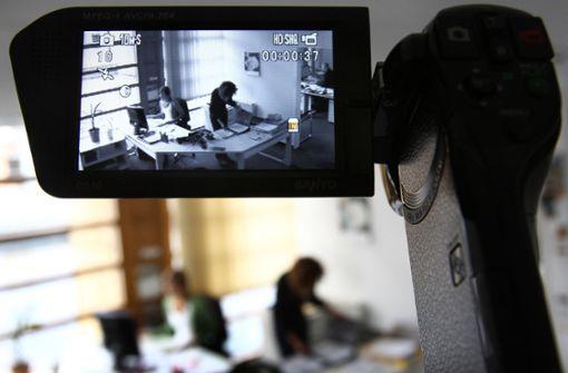 Bilder von Überwachungskameras können Jobverlust rechtfertigen