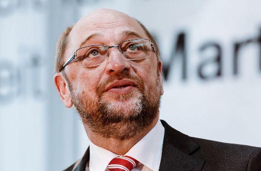 Martin Schulz macht Gerechtigkeit zum Thema