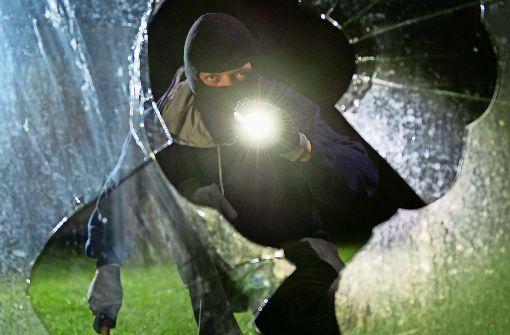 Die Polizei verzeichnet weniger Straftaten
