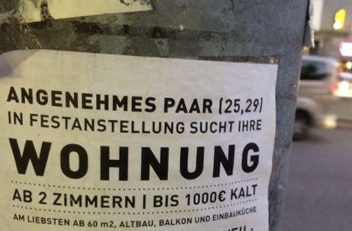 OB Fritz Kuhn spricht über Wohnungsnot