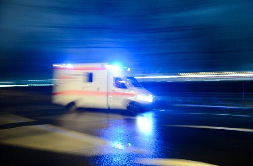 Mann nach Arbeitsunfall verstorben