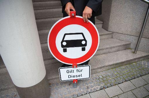 Das sagt das Verwaltungsgericht zu den Fahrverboten