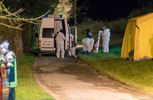 Staatsanwaltschaft vermutet Totschlag