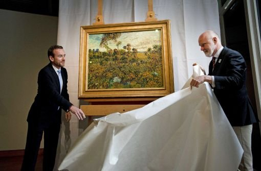 Neues Van-Gogh-Gemälde aufgetaucht