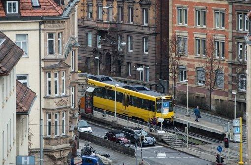 Die Stadtbahn ist eine der tragenden Säulen des Nahverkehrs in Stuttgart. Foto: Lichtgut/Achim Zweygarth