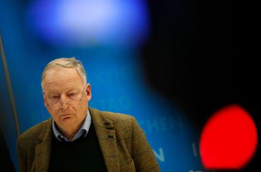 """""""Der Verfassungsschutz hat massiv an Legitimation verloren"""""""