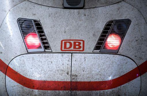 Massive Kritik an Zustand der Bahn