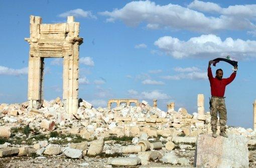 Palmyra wird wiedererstehen