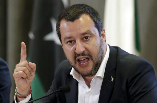 Ermittlungen gegen italienischen Innenminister