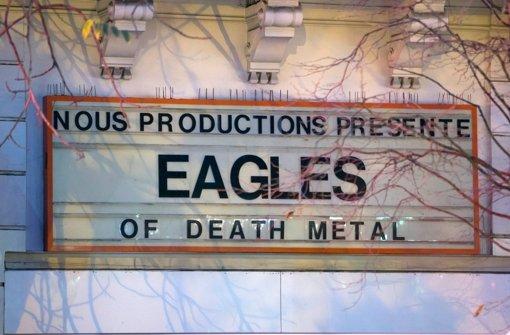 Eagles of Death Metal kehren nach Paris zurück