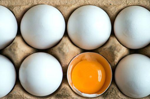 Bio-Eier aus mehreren Supermärkten betroffen