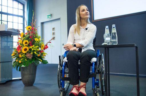 Bahnrad-Olympiasiegerin möchte ins Leben zurück