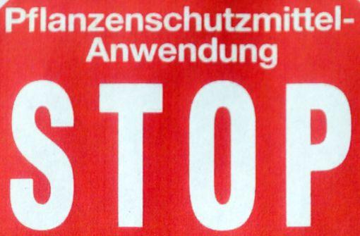 Berlin plant sanften Abschied von Glyphosat