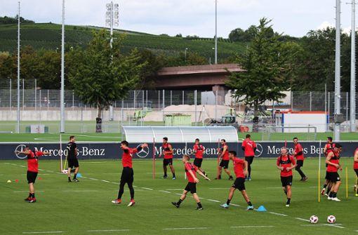 Die Vorbereitung auf den DFB-Pokal hat begonnen