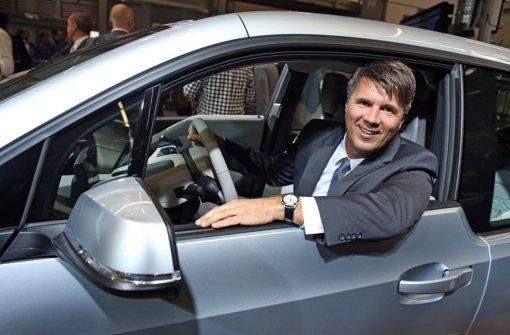 Harald Krüger wird neuer BMW-Chef