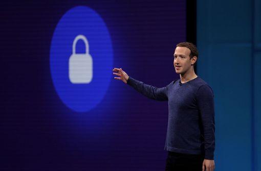 Mark Zuckerberg kündigt Dating-Funktion an