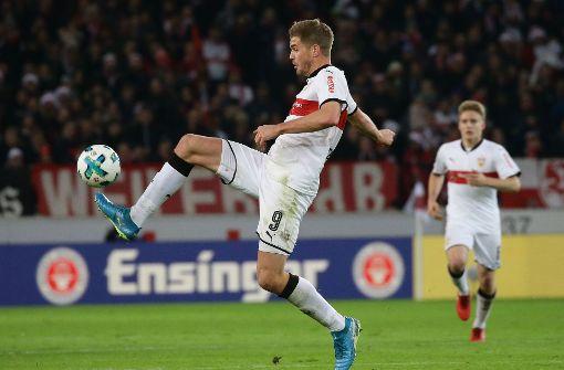 Simon Terodde bleibt beim VfB Stuttgart