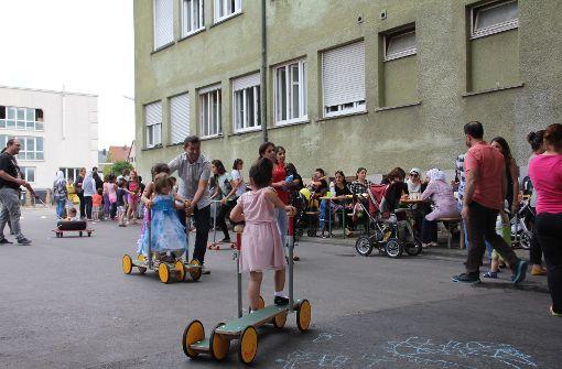 Marionetten, Torwand   und Spielmobil