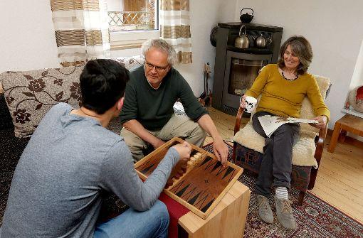 schw bische familie mit syrischem pflegesohn nur m lltrennung muss amer noch lernen landkreis. Black Bedroom Furniture Sets. Home Design Ideas
