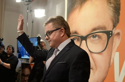 Dramatische Pleite für CDU –  aber  Guido Wolf gibt sich kämpferisch. Foto: dpa