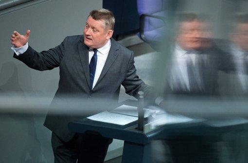Bundesgesundheitsminister Hermann Gröhe Foto: dpa