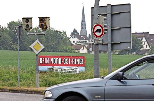 Wirtschaft wendet sich gegen Nord-Ost-Ring