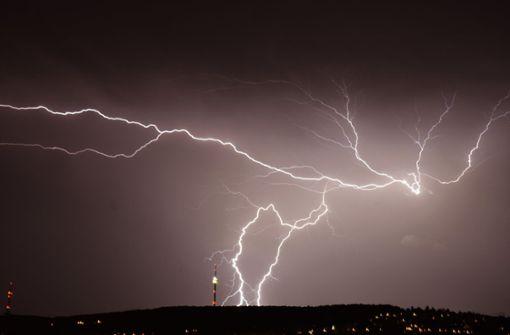 Wetterdienst warnt vor extremen Unwettern