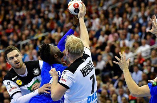Zwei Handball-Riesen als Erfolgsgarant