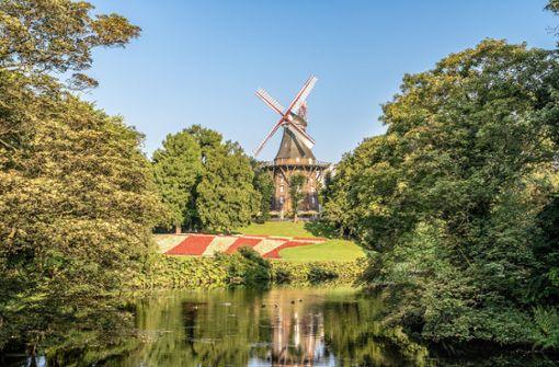 Der Weser-Radweg – ein Fahrradparadies