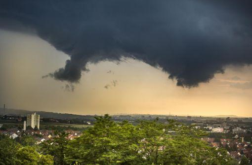 In Stuttgart und der Region herrscht derzeit großes Unwetter-Potenzial. Foto: 7aktuell.de/Simon Adomat