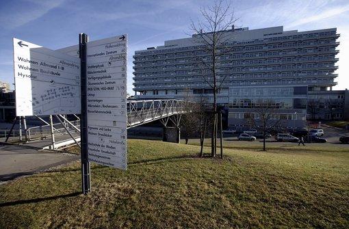 Im Pfaffenwald ist Stuttgart am jüngsten