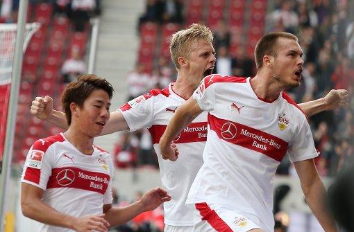Großkreutz trifft, Stuttgart holt den vierten Sieg