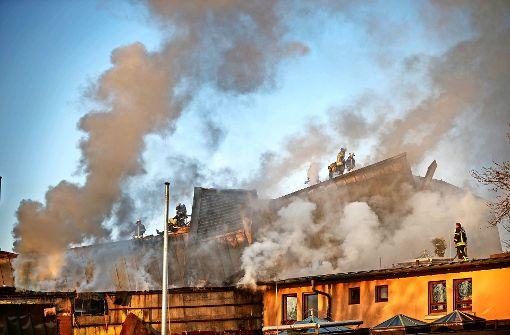 Büze-Brandstifter wird der Prozess gemacht