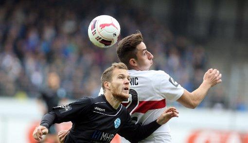VfB II gewinnt gegen die Stuttgarter Kickers