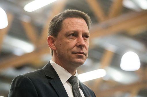 AfD-Landeschef Ralf Özkara will nichts von den Spenden gewusst haben
