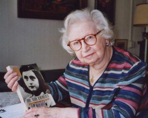 Anne Franks Helferin ist tot